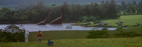 Jurassic Park. Image Credit: Universal Pictures