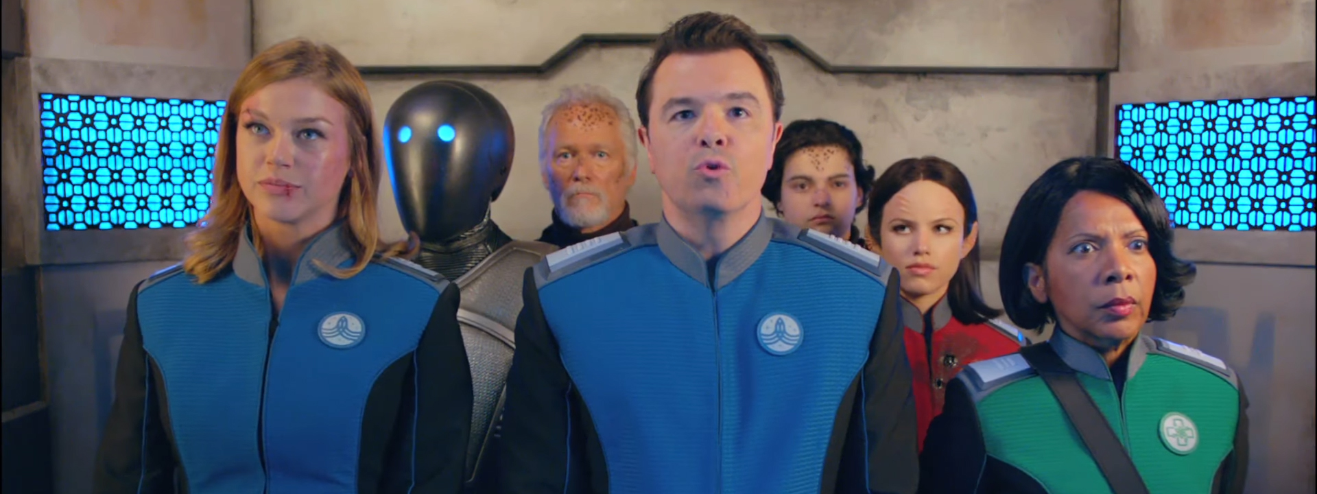 The Orville. Image Credit: 20th Century Fox & Fuzzy Door Productions.