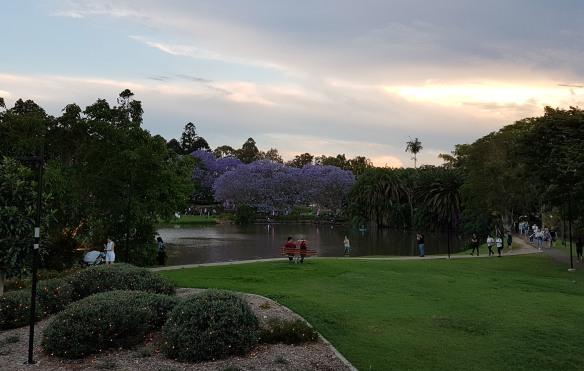 The University of Queensland Bloom Festival. Image Credit Brian MacNamara