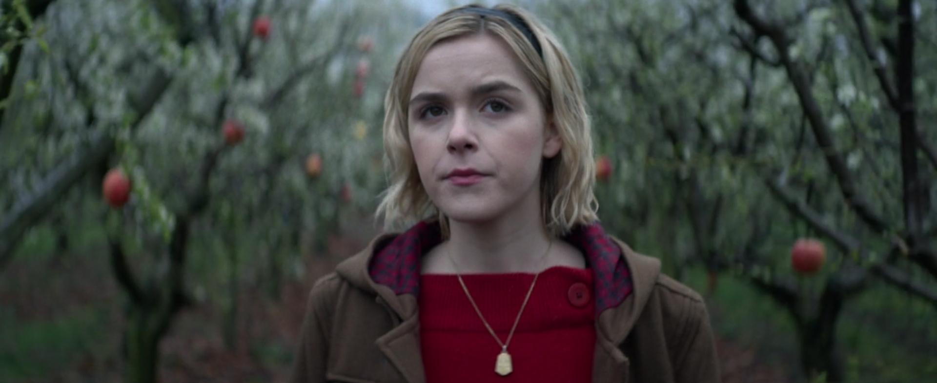 Chilling Adventures of Sabrina. image Credit: Netflix