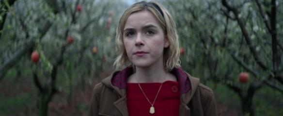 Chilling Adventures of Sabrina. image Credit: Netflix