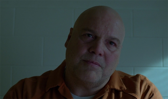 Vincent D'Onofrio owns every scene he is in with a look and a booming voice. Image Credit: ABC Studios/Netflix