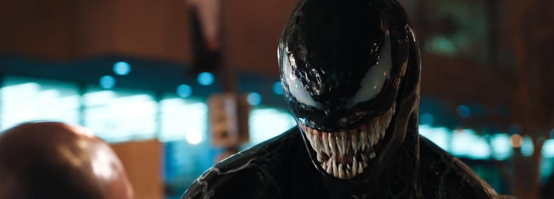 Venom. Image Credit: Sony.