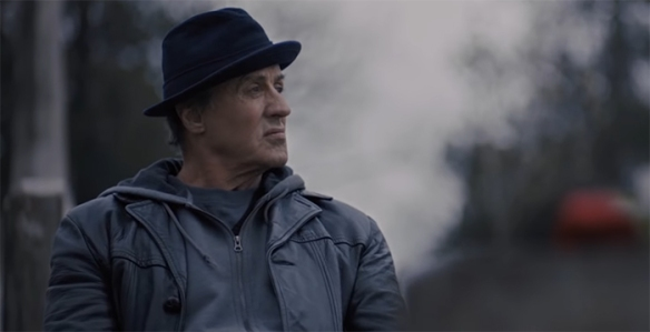 Sylvester Stallone brings over 40 years of strength to the role of Rocky Balboa. Image Credit: MGM/ Warner Bros.