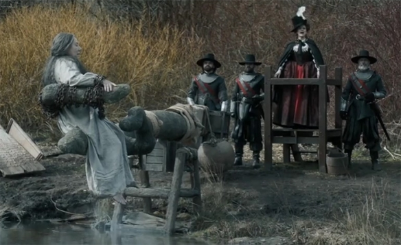 The Witchfinders - Doctor Who: Image Credit: BBC