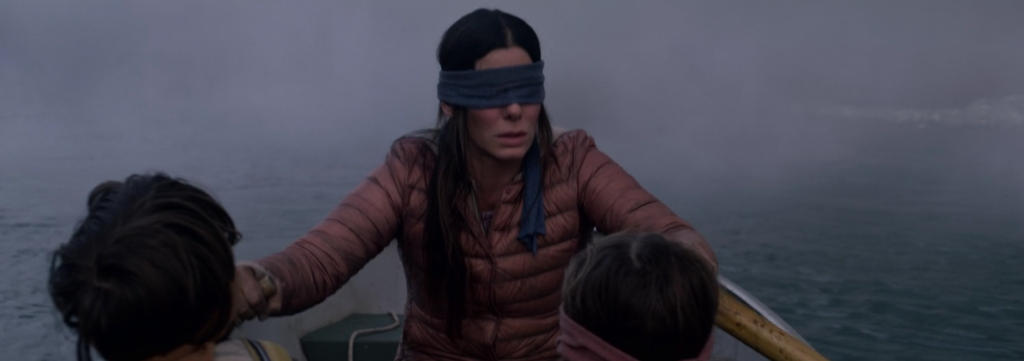 Bird Box. Image Credit: Netflix.