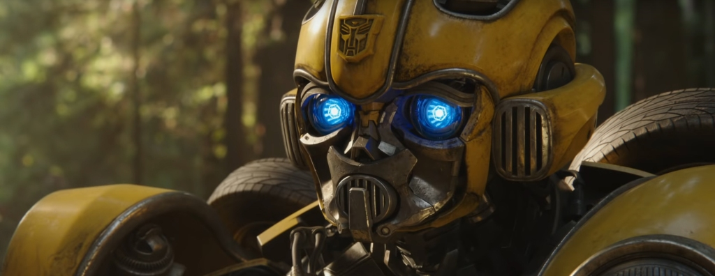 Bumblebee. Image Credit: Paramount