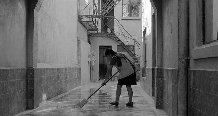 Roma. Image Credit: Netflix.