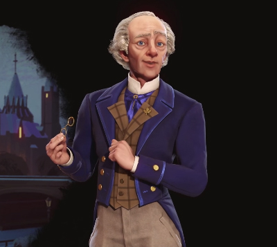 Wilfrid Laurier leads Canada in Civilization VI: Gathering Storm