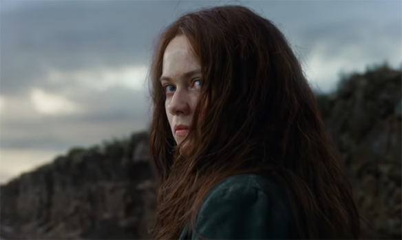 Respect to Hera Hilmar for having to drive most of the film's story and doing it with class. Image Credit: Universal
