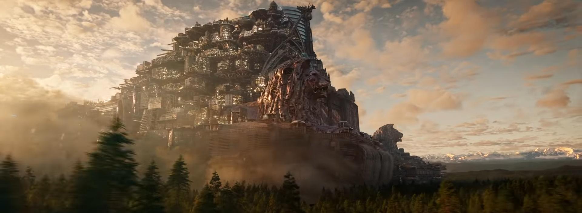 Mortal Engines. Image Credit: Universal