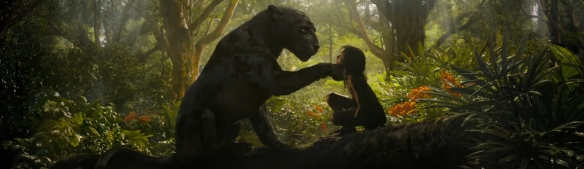 Mowgli: Legend of the Jungle. image Credit: Netflix