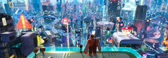 Ralph Breaks the Internet. Image Credit: Disney.