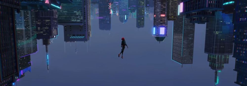Spider-Man: Into the Spider-Verse. Image Credit: Sony/Marvel