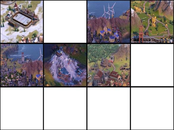 Tile Improvements in Civ 6 Gathering Storm
