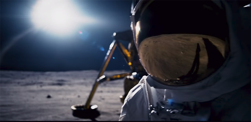First Man. Image Credit: Universal Pictures.