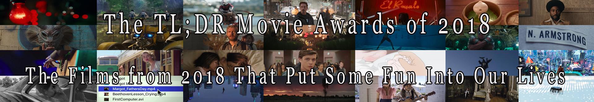 The Films from 2018 That Put Some Fun Into Our Lives