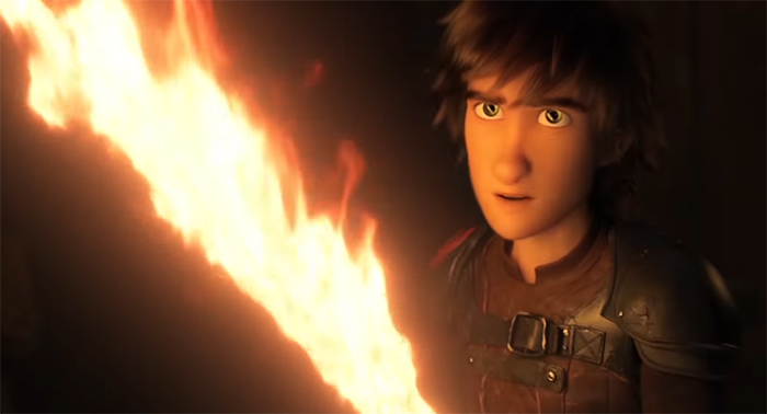 How to Train Your Dragon: The Hidden World. Image Credit: Universal Pictures