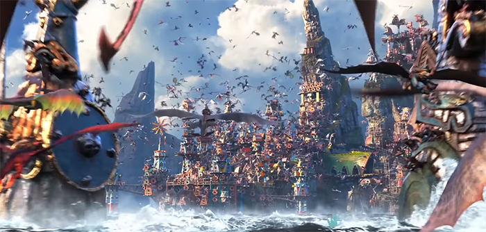 How to Train Your Dragon: The Hidden World. Image Credit: Universal Pictures.