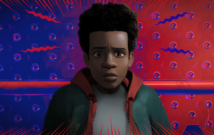 Spider-Man: Into the Spider-Verse. Image Credit: Sony/Marvel.