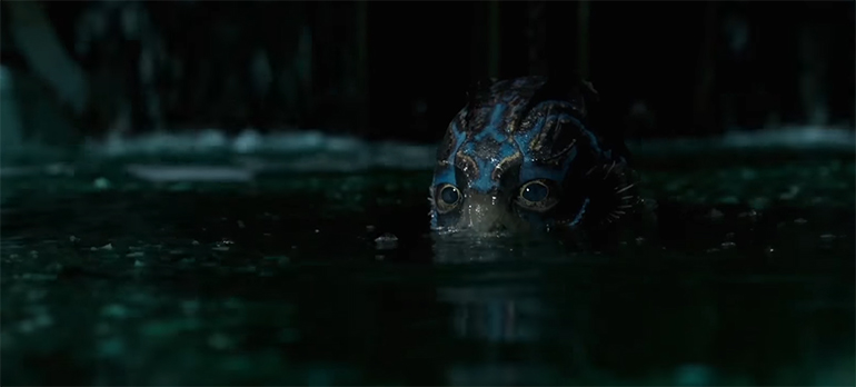 The Shape of Water. Image Credit: Fox Searchlight.