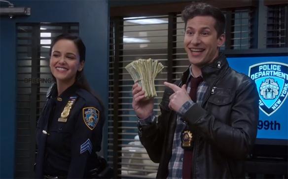 Brooklyn Nine-Nine: Honeymoon. Image Credit NBC.