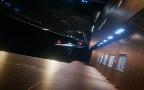 Star Trek Discovery: Brother. Image Credit: CBS Studios/Netflix.