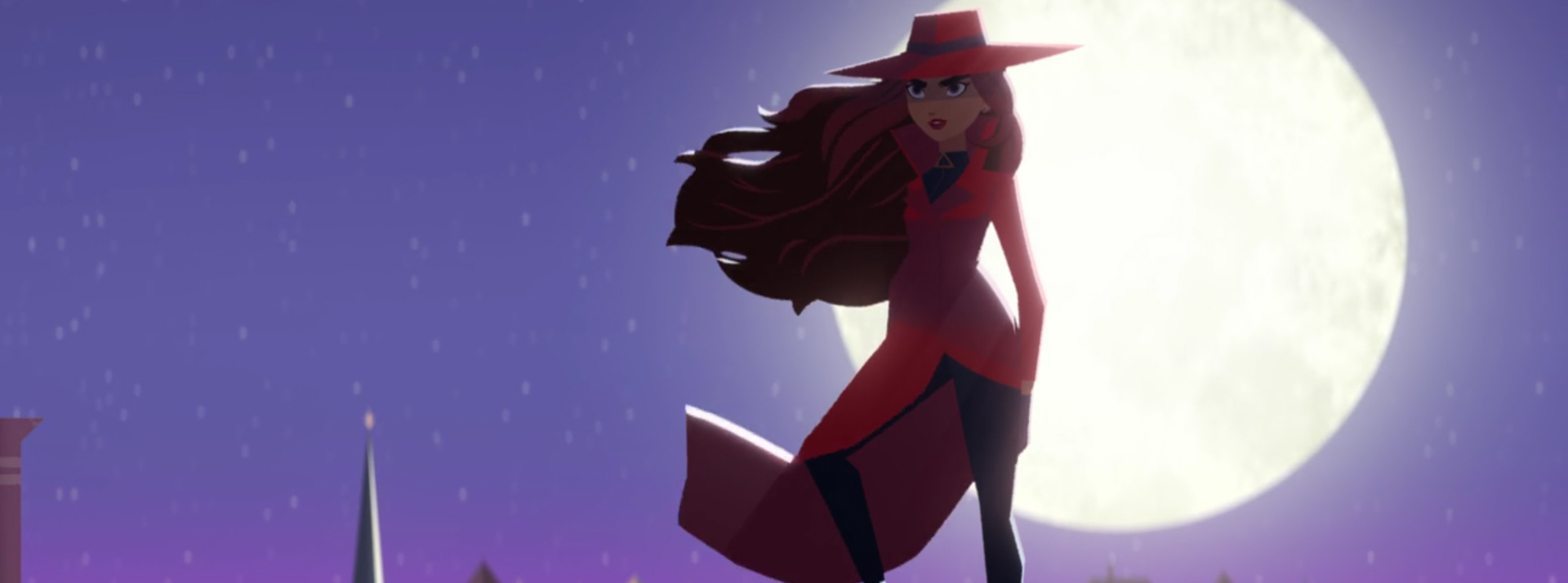 Carmen Sandiego: Season One. Image Credit: Netflix.