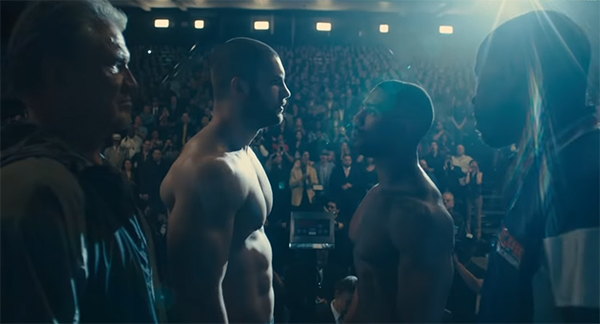 Creed II. Image Credit: MGM.