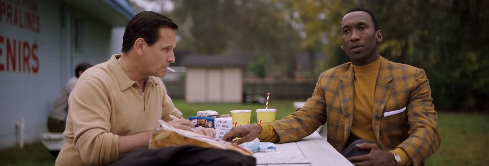 Green Book. Image Credit: Universal Pictures.