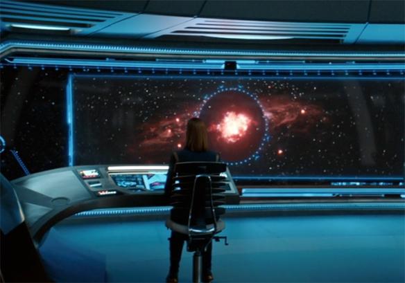 Star Trek Discovery: New Eden. Image Credit: CBS Studios.