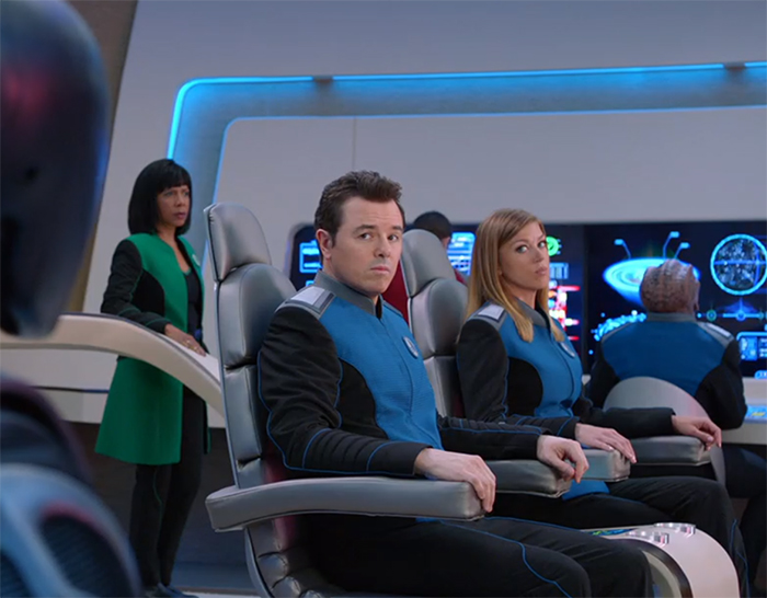 The Orville: Primal Urges. Image Credit: Fox.