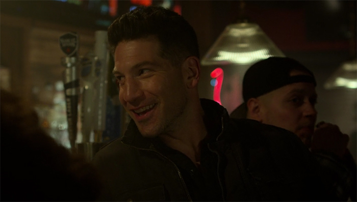 The Punisher: Roadhouse Blues. Image Credit: Netflix.
