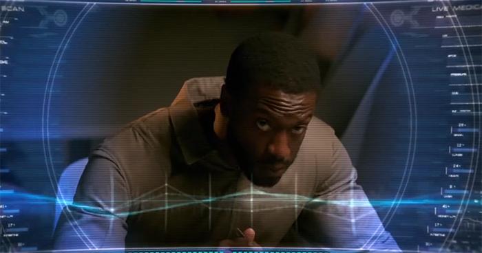 Star Trek Short Treks: Calypso. Image Credit CBS Studios.