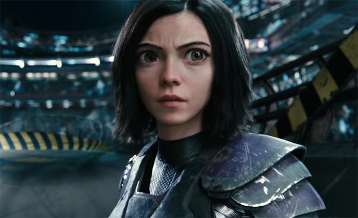 Alita: Battle Angel. Image Credit: 20th Century Fox.