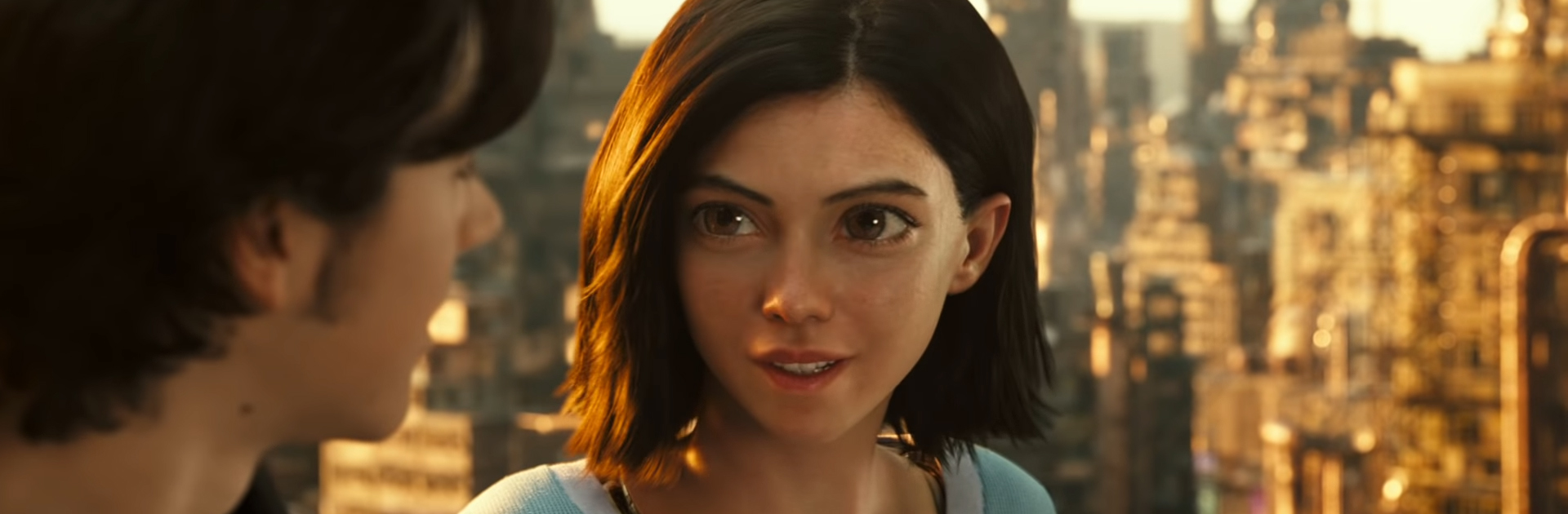 Alita: Battle Angel. Image Credit: 20th Century Fox.