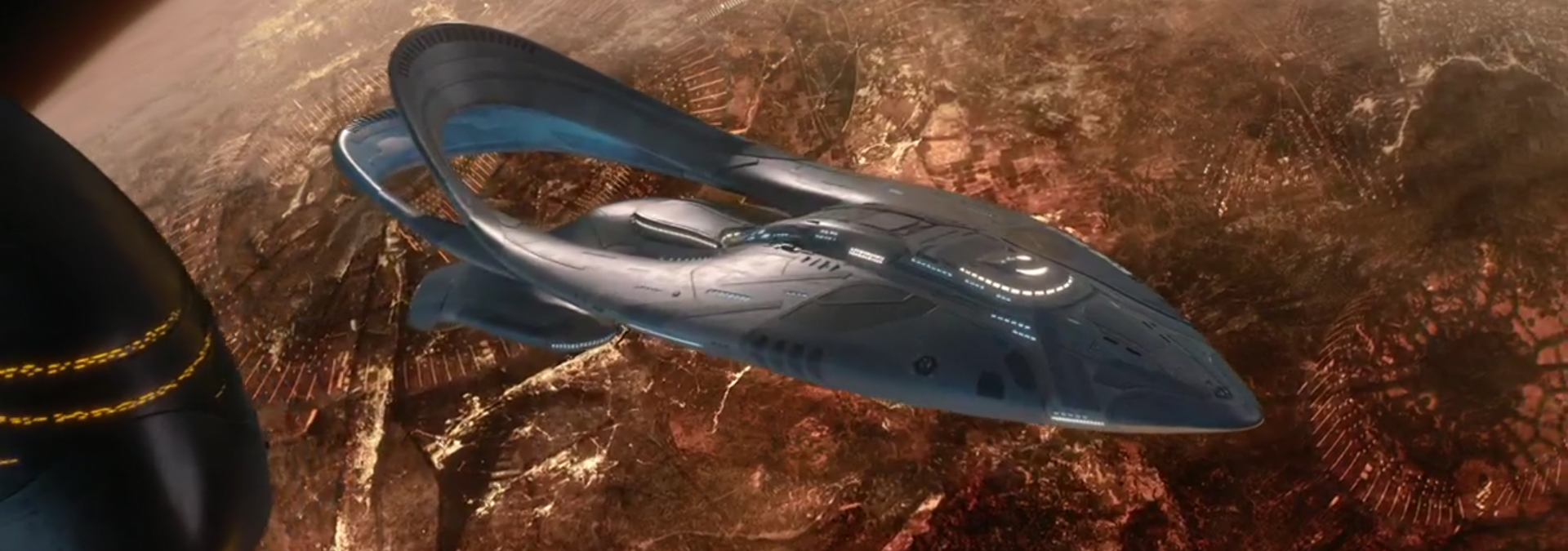 The Orville: Deflectors. Image Credit: Fox.