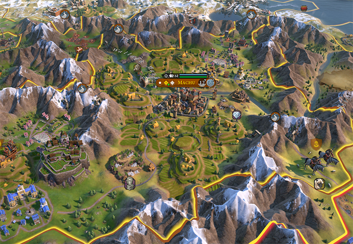 Civilization VI: Gathering Storm. Image Credit: Firaxis Games.