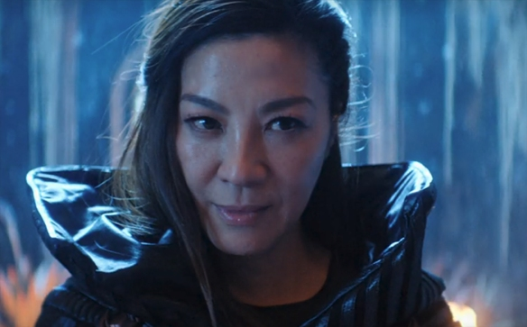 Michelle YeohStar Trek Discovery: Point of Light. Image Credit:. CBS Studios.