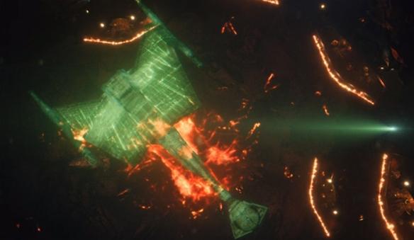 Star Trek Discovery: Point of Light. Image Credit:. CBS Studios.