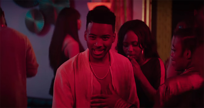 Algee Smith as Khalil in The Hate U Give . Image Credit: 20th Century Fox.