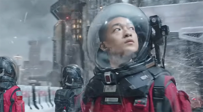 The Wandering Earth. Image Credit: China Film Company Limited.