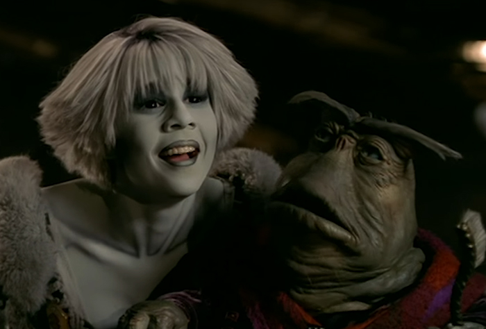 Farscape. Image Credit: The Jim Henson Company.