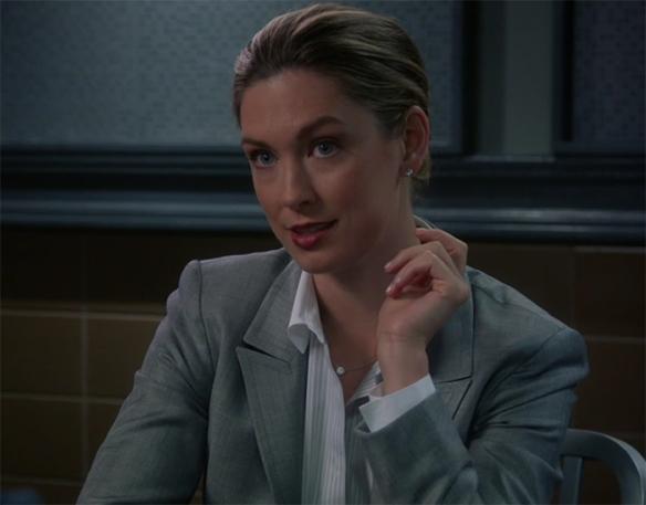 Brooklyn Nine-Nine: He Said, She Said. Image Credit: NBC.