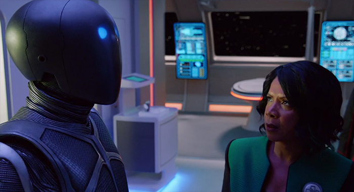 The Orville: Identity Part 2. Image Credit: Fox.