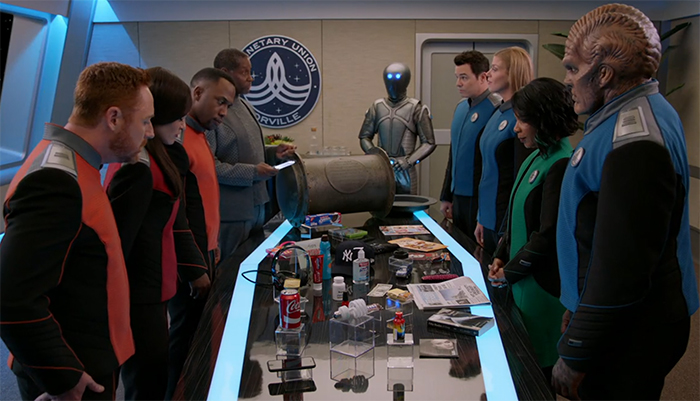The Orville: Lasting Impressions. Image Credit: Fox Network.