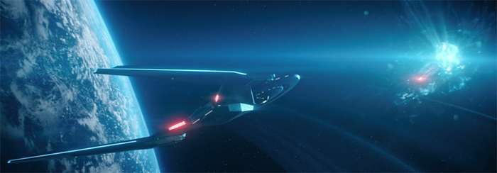 Star Trek Discovery: Light and Shadows. Image Credit: CBS Studios.