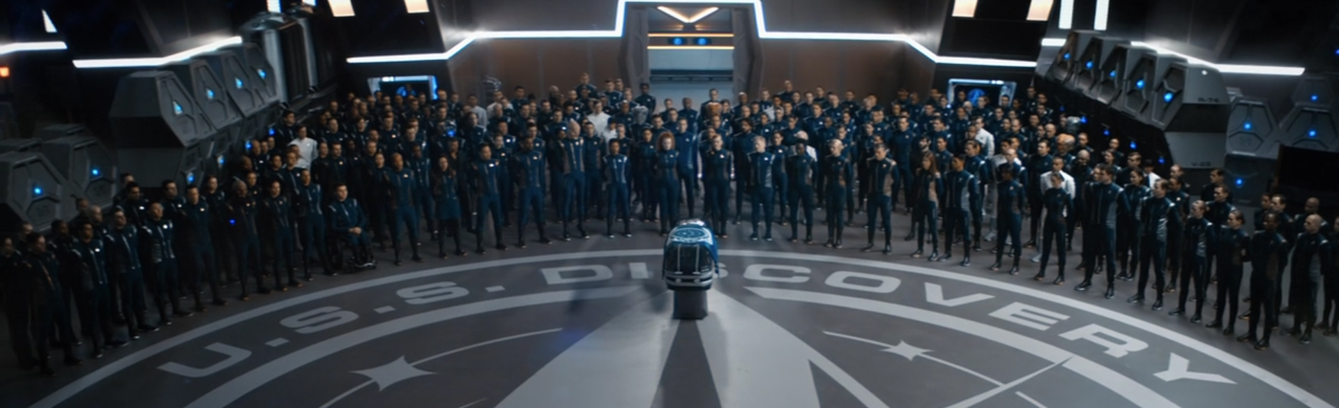 Star Trek Discovery: Red Angel. Image Credit: CBS Studios.