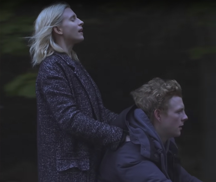 The OA Part 1 and 2. Image Credit: Netflix.
