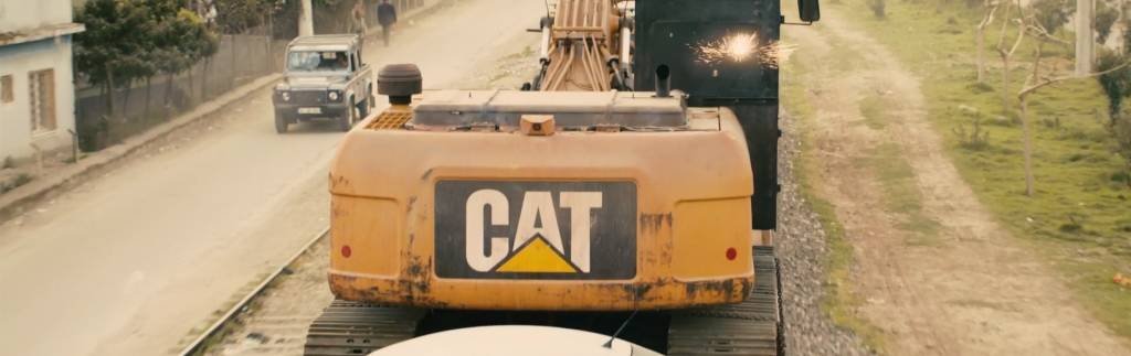 CAT in Skyfall. Image Credit: MGM.